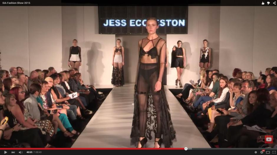 Jess Eccleston's MDes collection
