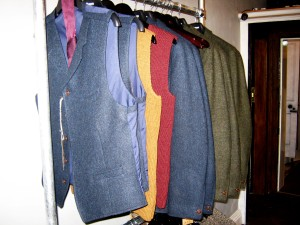 Clothing available in 'Peters' showroom