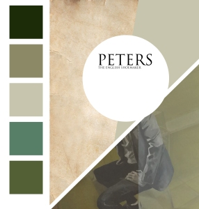 Peters colour swatch